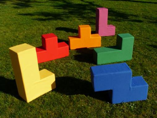 Tetris géant
